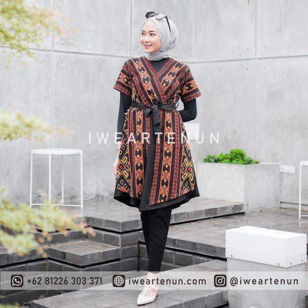 BAJU-TENUN-DRESS-TENUN-KEMEJA-TENUN-JEPARA-INDONESIA-TROSO-BLOUSE-TENUN-CARDY-TENUN-KARDIGAN-OUTER-TENUN-BLAZER-031