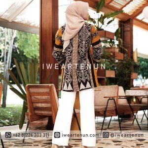 BAJU-TENUN-DRESS-TENUN-KEMEJA-TENUN-JEPARA-INDONESIA-TROSO-BLOUSE-TENUN-CARDY-TENUN-KARDIGAN-OUTER-TENUN-BLAZER TENUN