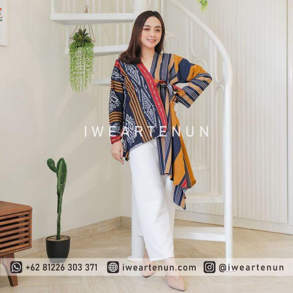 IWEARTENUN-BAJU-TENUN-DRESS-TENUN-KEMEJA-TENUN-JEPARA-INDONESIA-TROSO-BLOUSE-TENUN-CARDY-TENUN-KARDIGAN-OUTER-TENUN-BLAZER-053