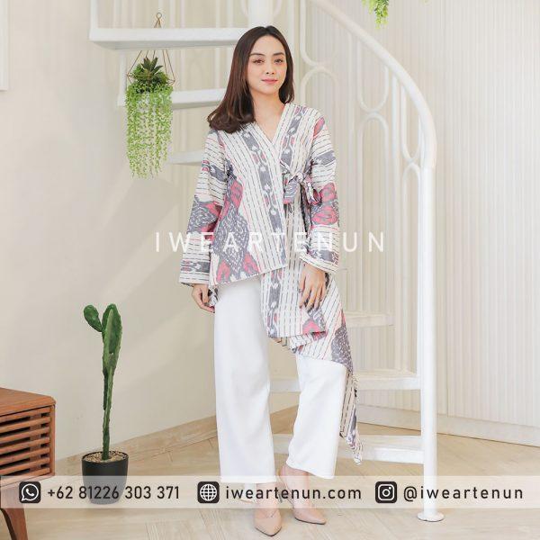 IWEARTENUN-BAJU-TENUN-DRESS-TENUN-KEMEJA-TENUN-JEPARA-INDONESIA-TROSO-BLOUSE-TENUN-CARDY-TENUN-KARDIGAN-OUTER-TENUN-BLAZER-058